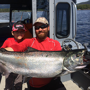 Baranof Fishing Guide Geoff Peck