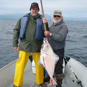 Baranof Fishing Guide Johnnie Laird