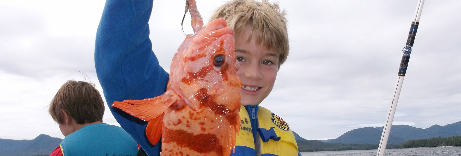Ketchikan Kids fishing stories