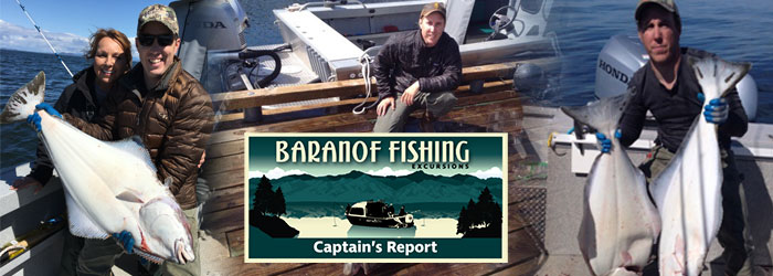 March 2018 Captain's Fishing Report