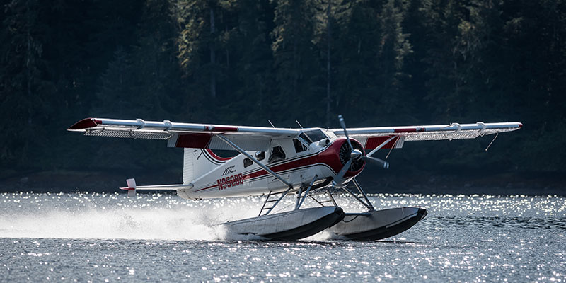 Float plane Freshwater Fishing