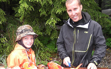 Fishing in Ketchikan as a Fishing Apprentice