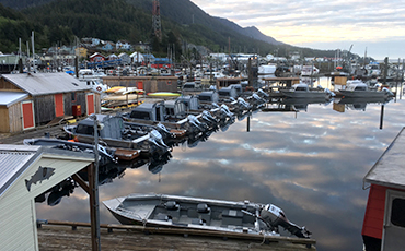 Dispatcher wanted for Baranof Fishing in Ketchikan