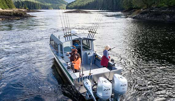 Book your Private Charter with Baranof Fishing