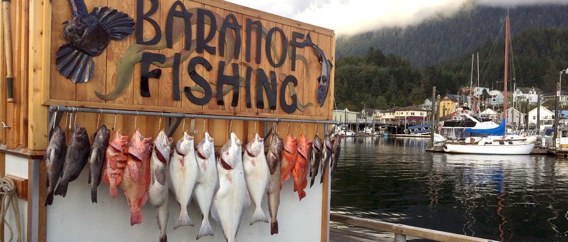 Alaska Fishing in Ketchikan Alaska
