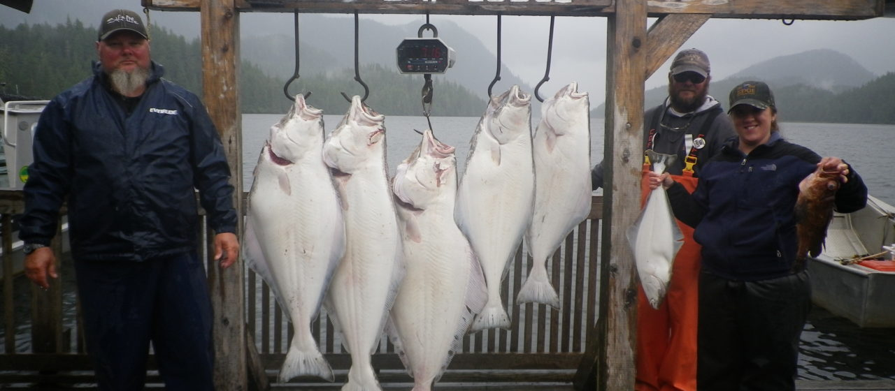 Alaska Fishing Packages