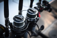 Light Tackle for more experienced Anglers