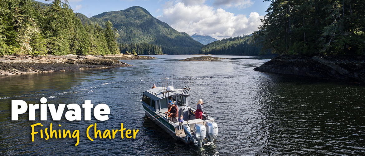 Baranof Fishing Excursions Private Fishing Charters