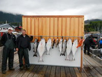 Baranof's Ketchikan Alaska fishing excursion
