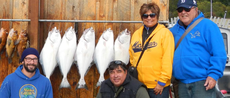 Baranofs Ketchikan Halibut Fishing Resource