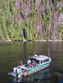 Baranof Fishing Boats - Alaska Raiders