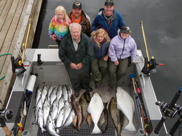 Baranof Alaska Fishing Excursions