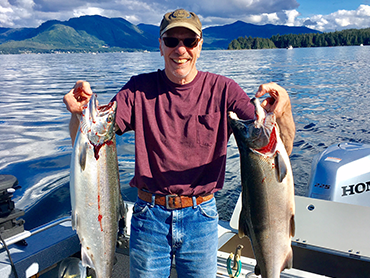 Baranof Salmon Fishing Excursions
