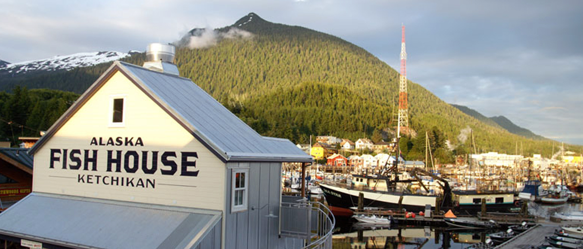 The Alaska Fish House Ketchikan Alaska