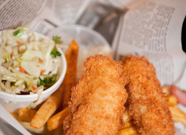ALASKA FISH HOUSE FISH & CHIPS Photo