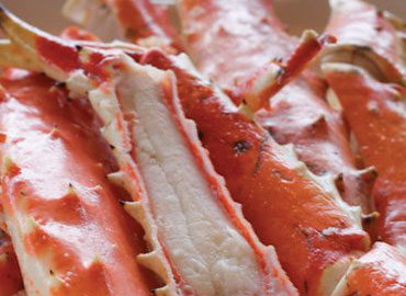 ROSEMARY ROASTED ALASKA KING CRAB & DUNGENESS CRAB Photo