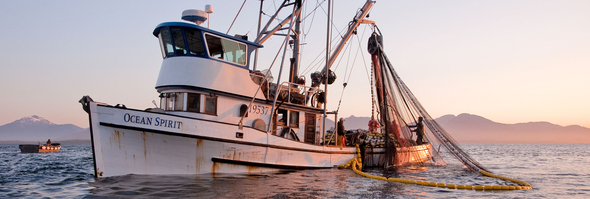 Commercial Fishing in Alaska